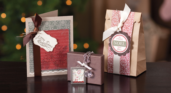Stampin' Up Christmas