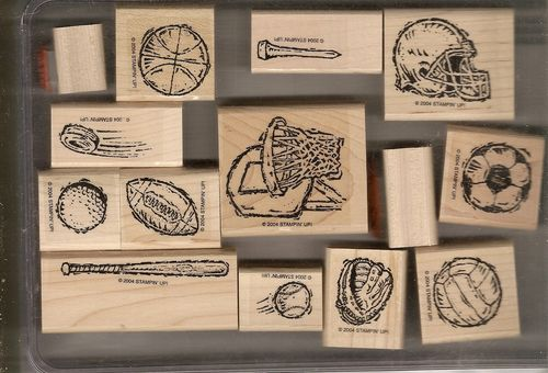 Stampin' Up Sporting Goods