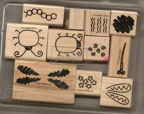 Stampin' Up Bug Builders