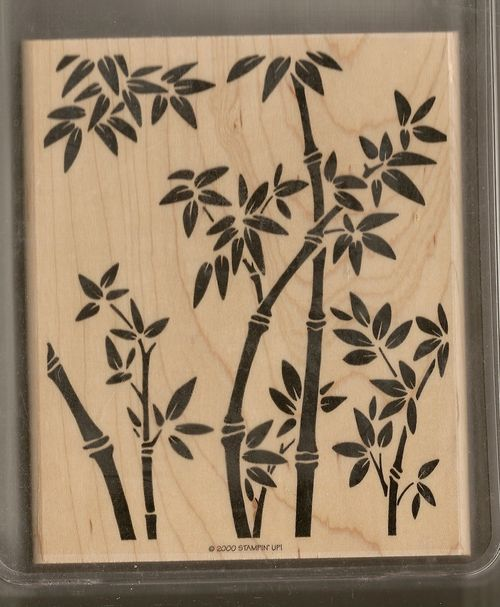 Stampin' Up Bamboo